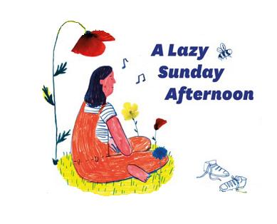 Plaatje Lazy Sunday Afternoon. Bron: Zimihc website