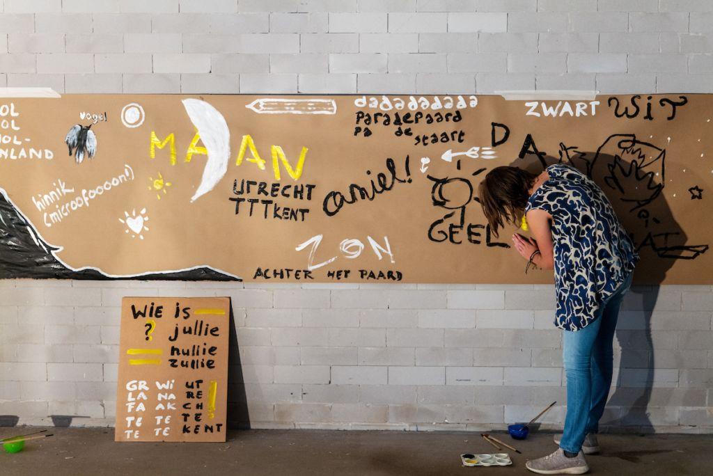 Utrecht Tekent - Workshop Dada