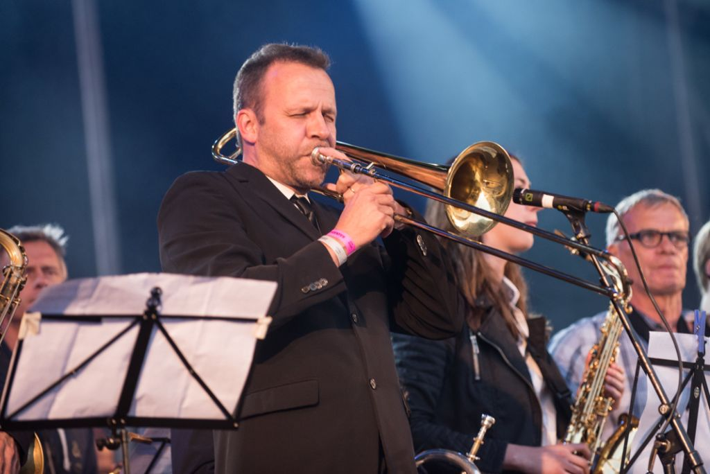 Festival Bombarie 25 juni: blaasmuziek