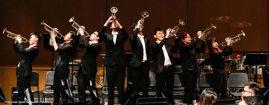 National University of Singapore Wind Symphony (NUSWS)